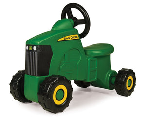 JD SIT N SCOOT TRACTOR FOOT TO FLOOR