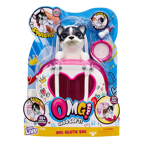 LITTLE LIVE OMG PETS S1 PLAYSET