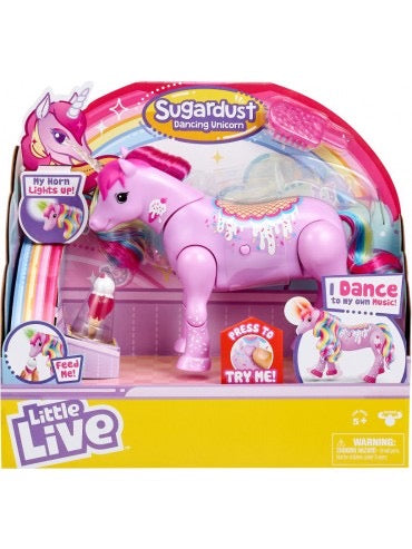 LITTLE LIVE PETS UNICORN S2 SUGARDUST EX