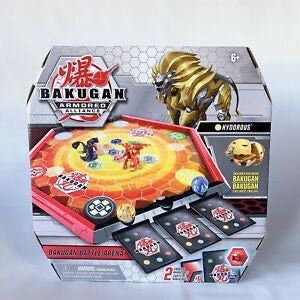 BAKUGAN ARMORED ALLIANCE BATTLE ARENA