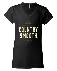Country Smooth V-neck