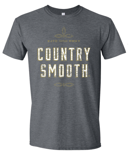 Country Smooth Tshirt (Unisex)