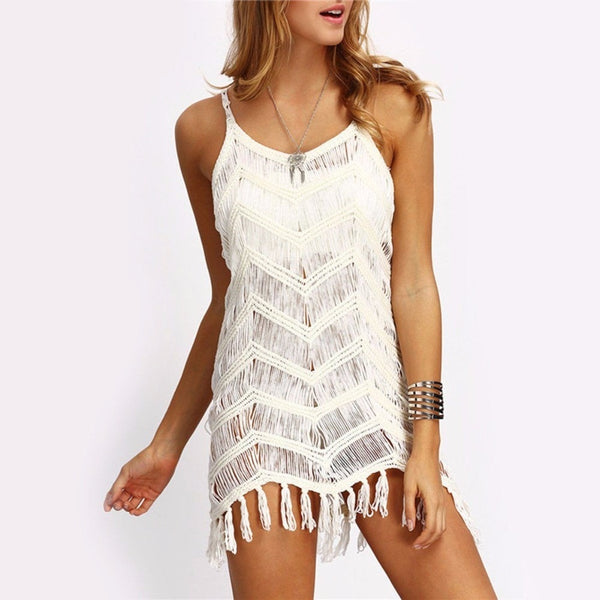 Tassels Cover Up