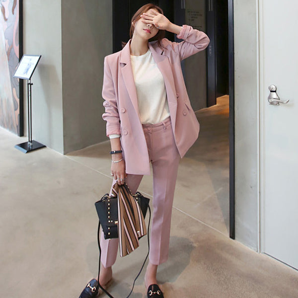 Office Set Blazer