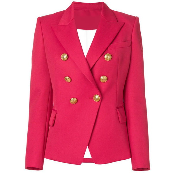 BB   Designer Double Breasted Blazer