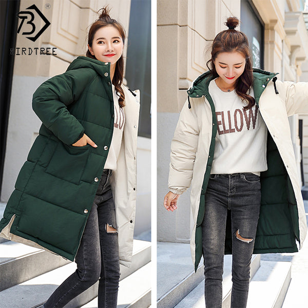 Autumn Solid Double Side Coat