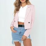 Fashion Short Blazer