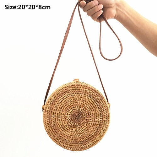 Bali Summer Shoulder Bag 9 Styles