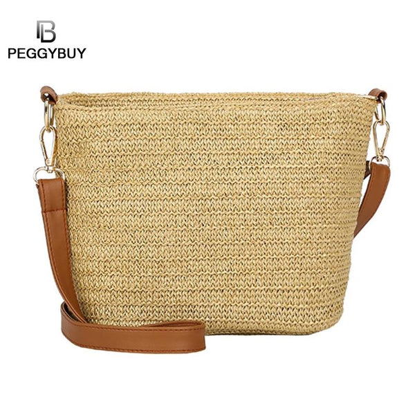 Summer Beach Straw Bag 3 Colors