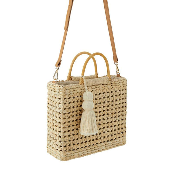 Straw Shoulder Woven Handbags