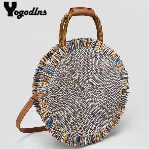 BB  High Quality Straw Bags