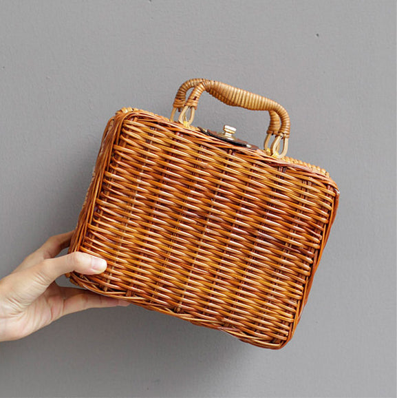 Fashion Summer Straw Bag
