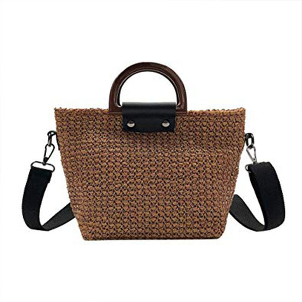 Straw Summer Handbags 3 Colors