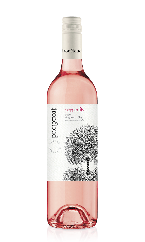 pepperilly rosé 2018