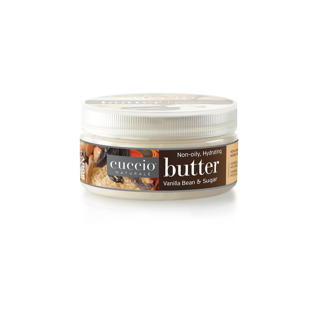 Cuccio Vanilla Bean & Sugar Butter Blend / 8oz