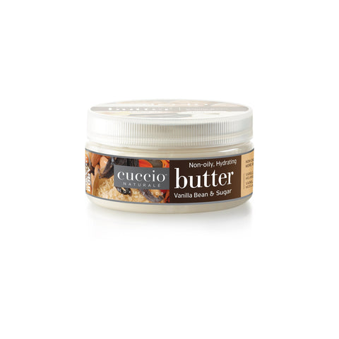 Image of Cuccio Vanilla Bean & Sugar Butter Blend / 8oz