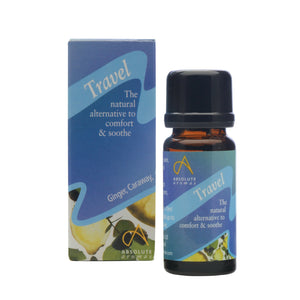 Absolute Aromas Travel Aromatherapy Blend 0.33 Fl. Oz.