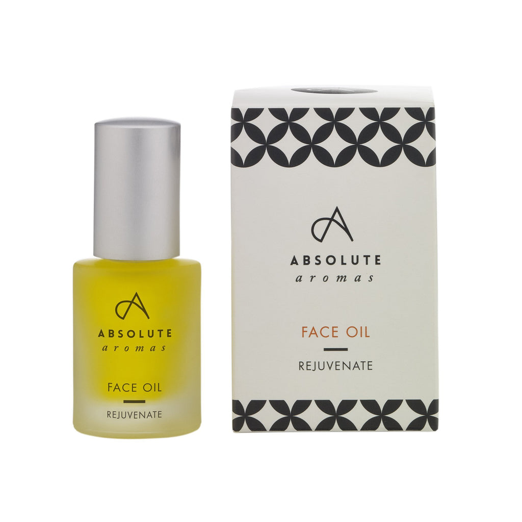 Absolute Aromas Rejuvenate Face Oil 0.5 Fl. Oz.