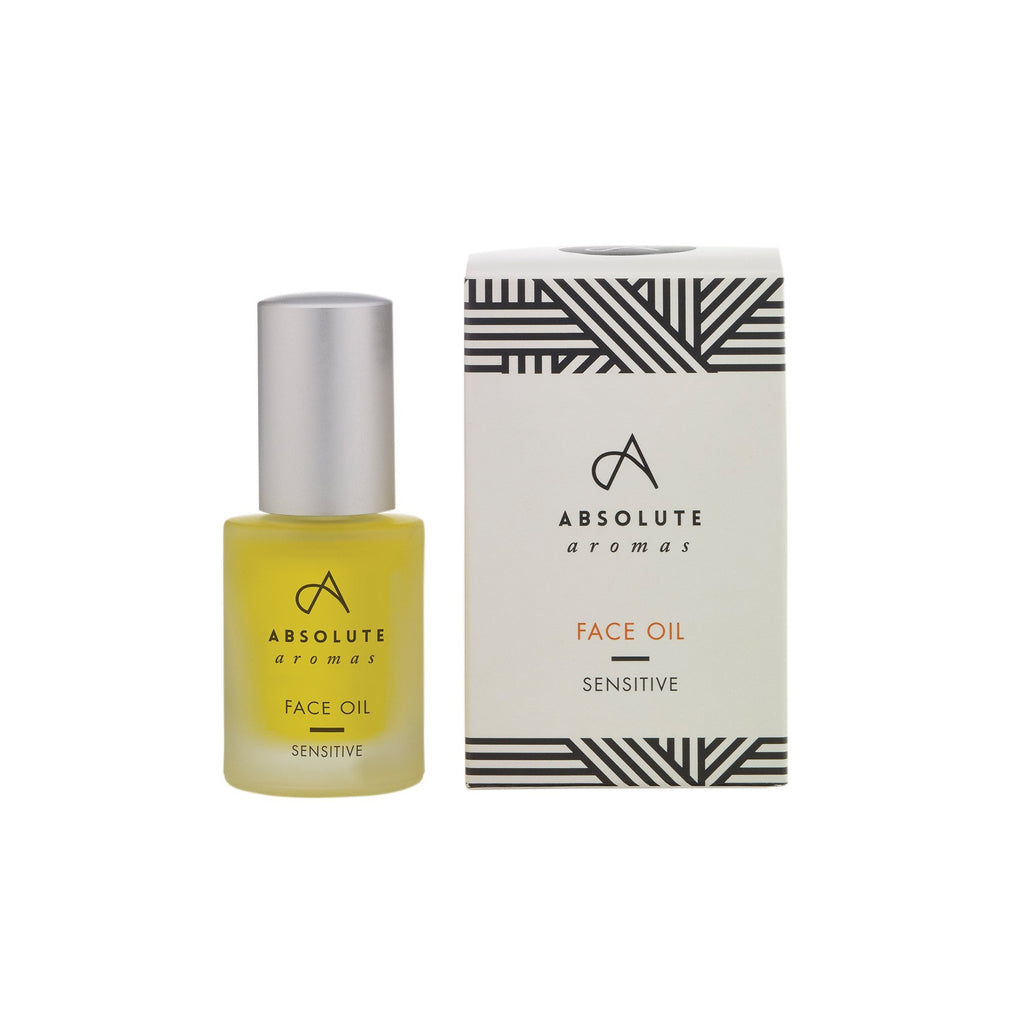 Absolute Aromas Sensitive Face Oil 0.5 Fl. Oz.
