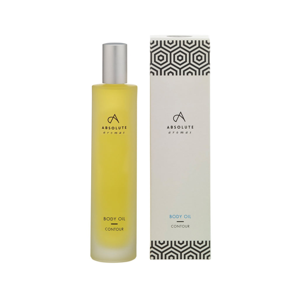 Absolute Aromas Contour Body Oil 3.38 Fl. Oz.