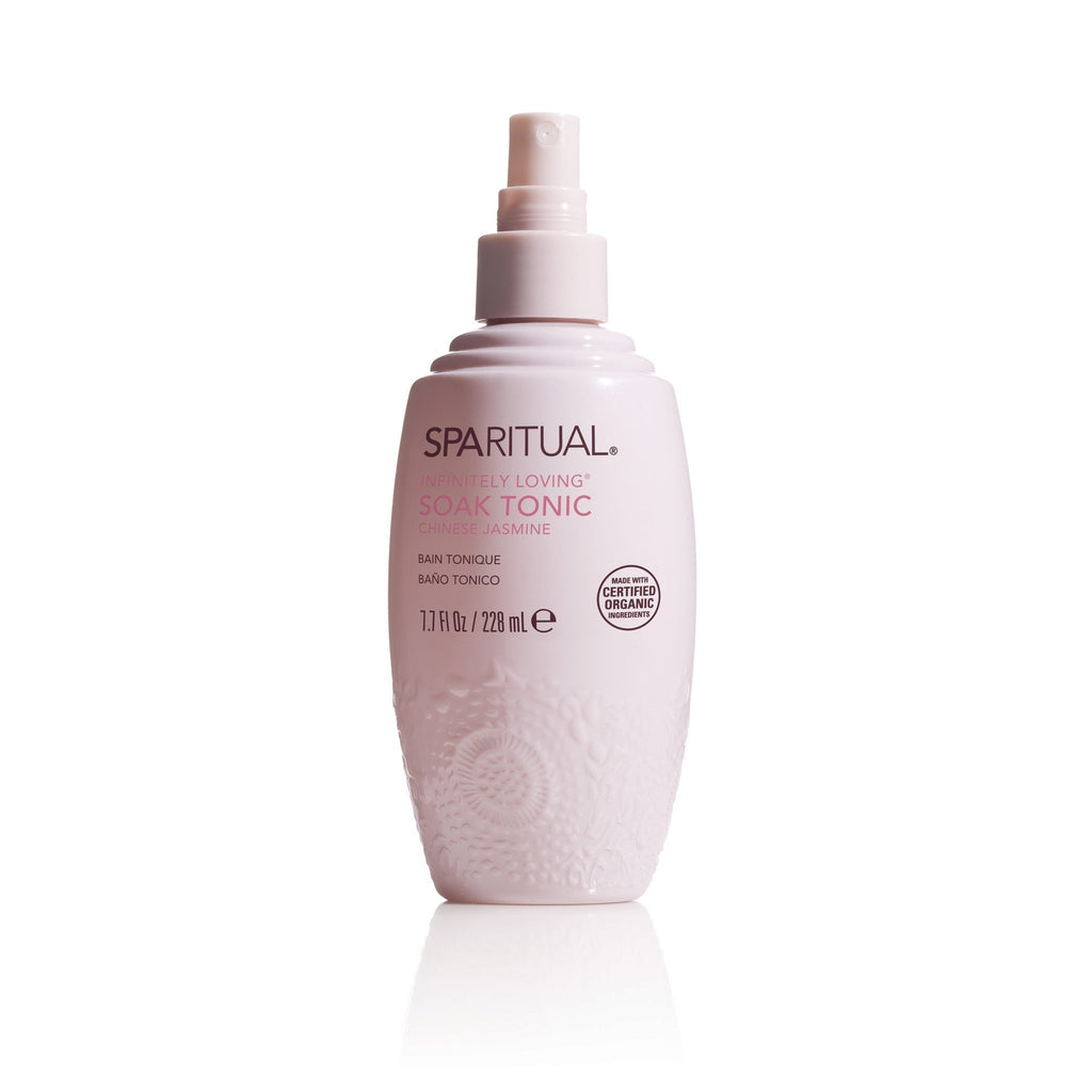SpaRitual Infinitely Loving Soak Tonic / 7.7oz
