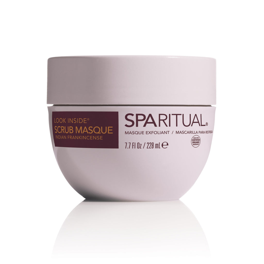 SpaRitual Look Inside Scrub Masque / 7oz