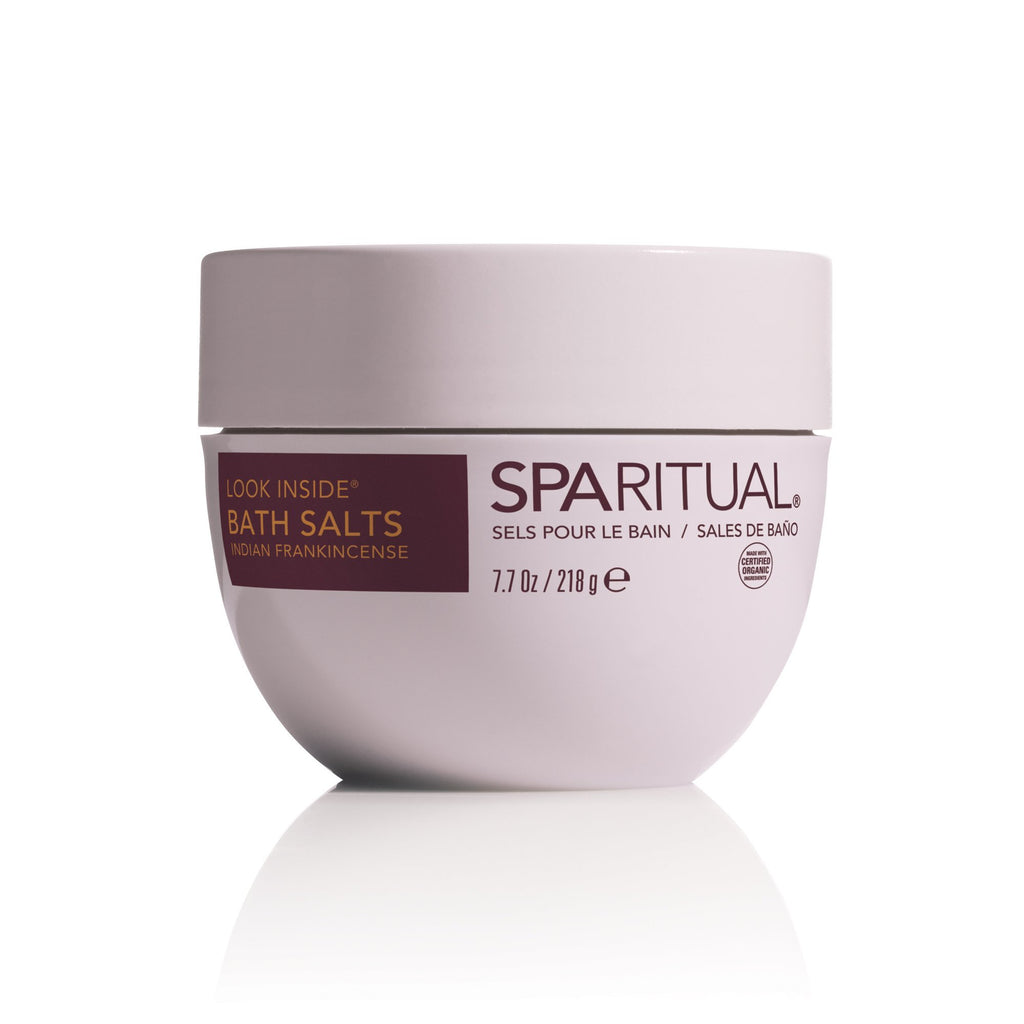 SpaRitual Look Inside Bath Salts / 7.7oz