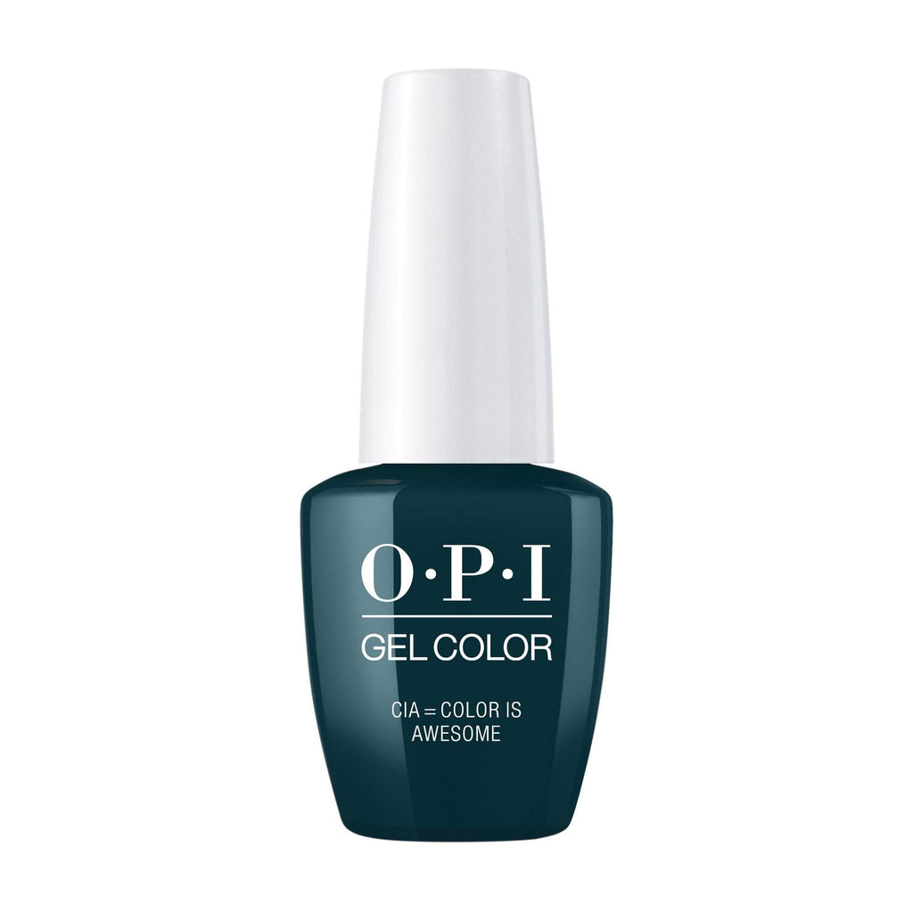 OPI CIA = Color Is Awesome GelColor