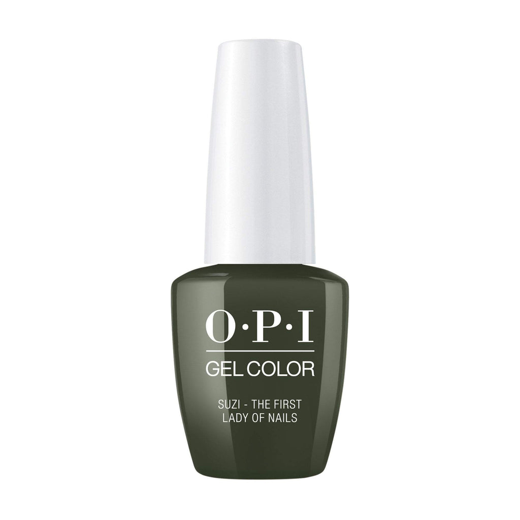 OPI Suzi The First Lady of Nails GelColor