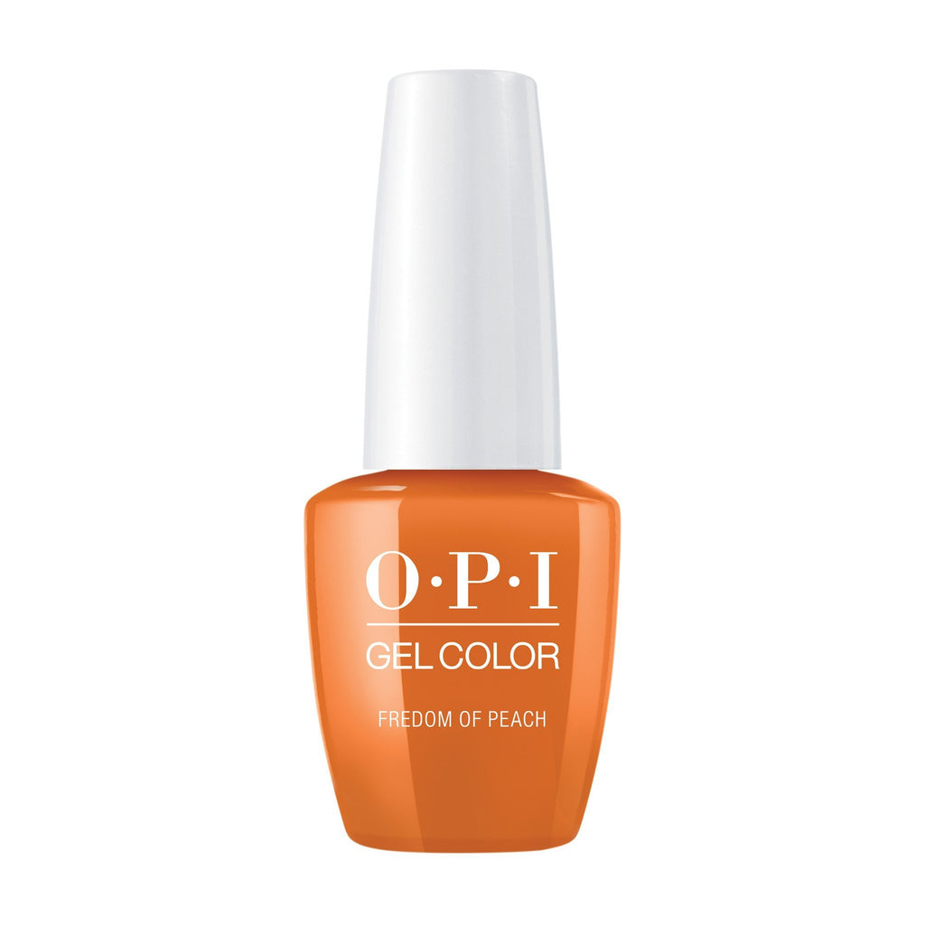 OPI Freedom of Peach GelColor