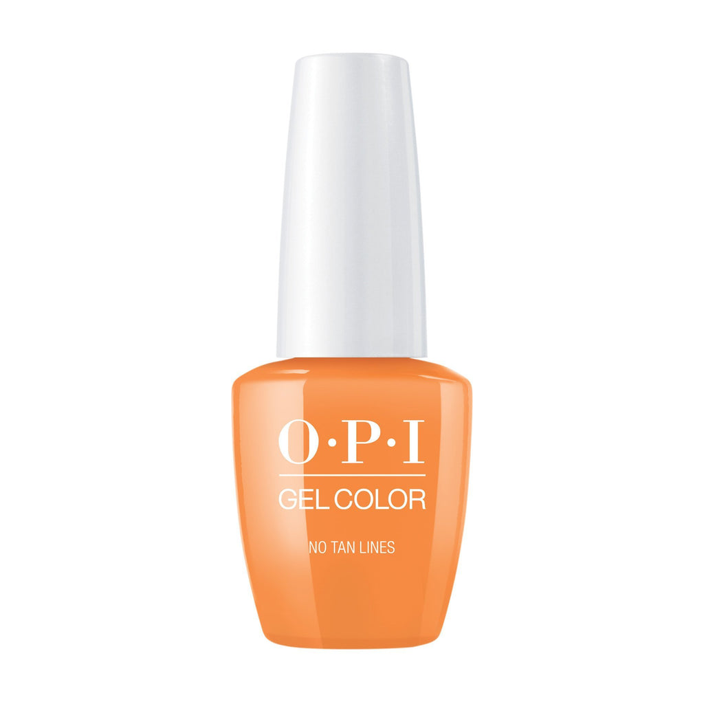 OPI No Tan Lines GelColor