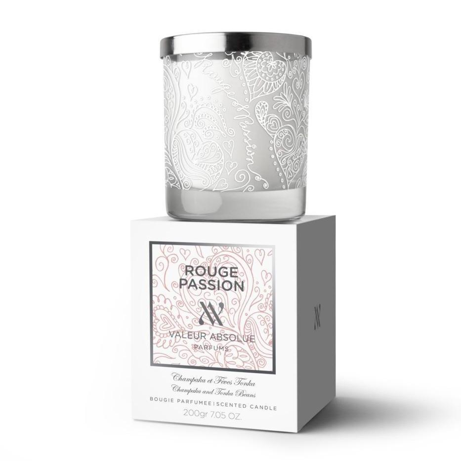 Valeur Absolue Rouge Passion Scented Candle