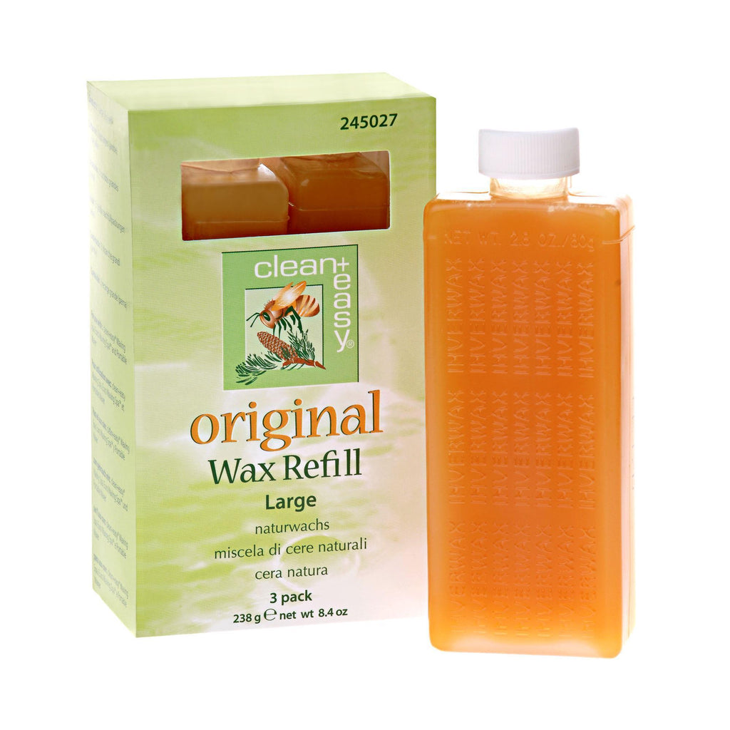 Clean + Easy Original Wax / Refill