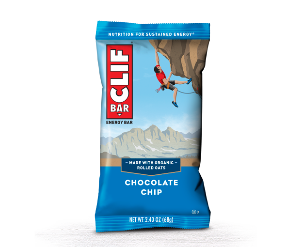 Clif Bar - Chocolate Chip - Frontrunner Colombo