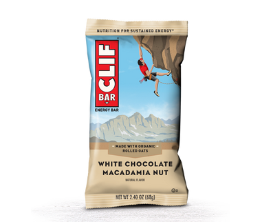 Clif Bar - White Chocolate Macadamia Nut - Frontrunner Colombo