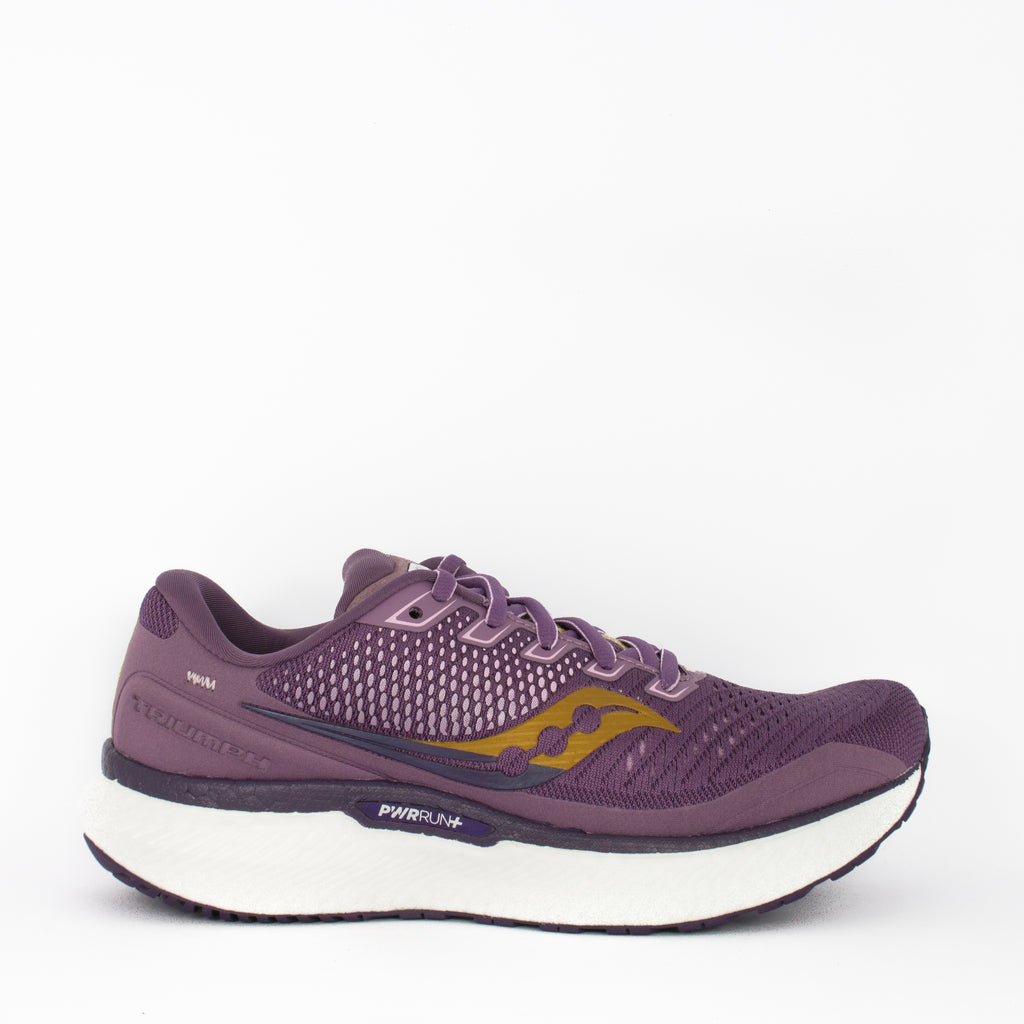 Saucony Triumph 18 (B Standard) Womens - Frontrunner Colombo