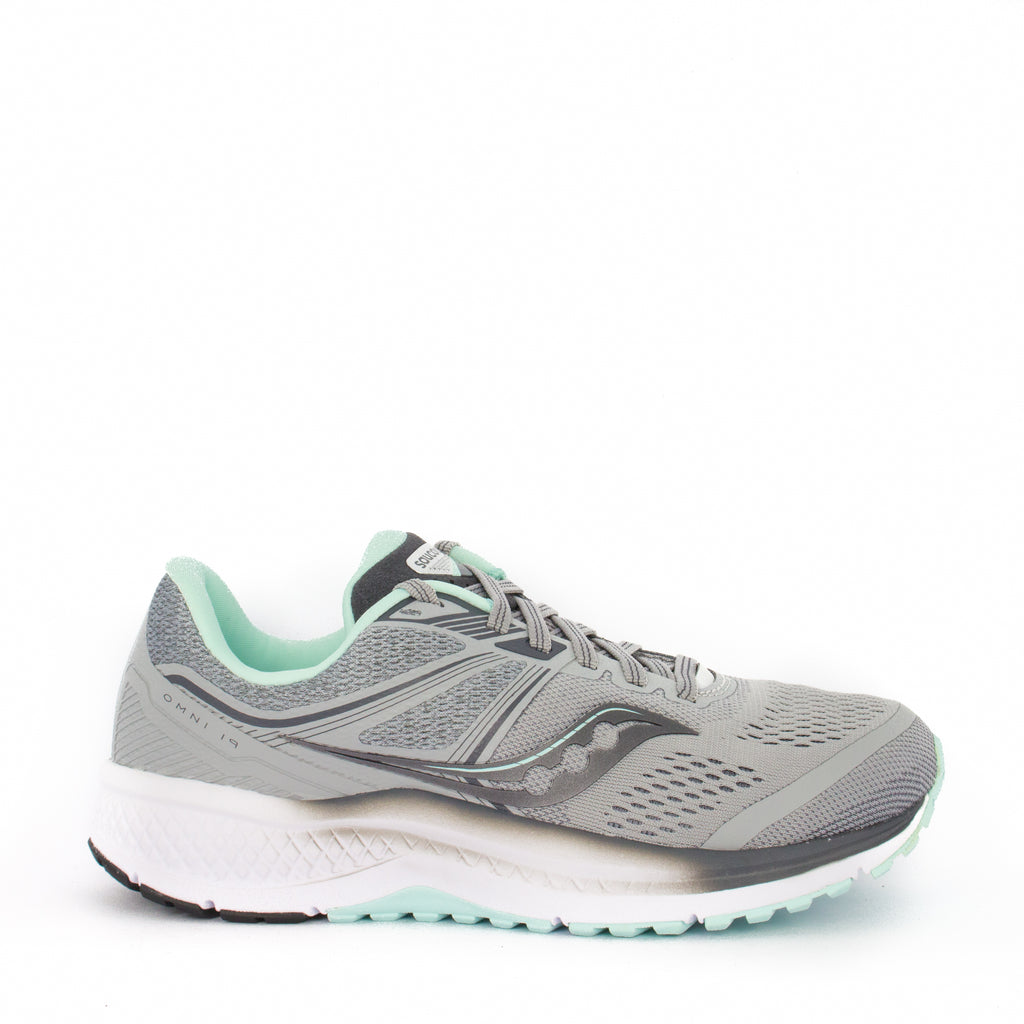 Saucony Omni 19 (D Wide) Womens - Frontrunner Colombo