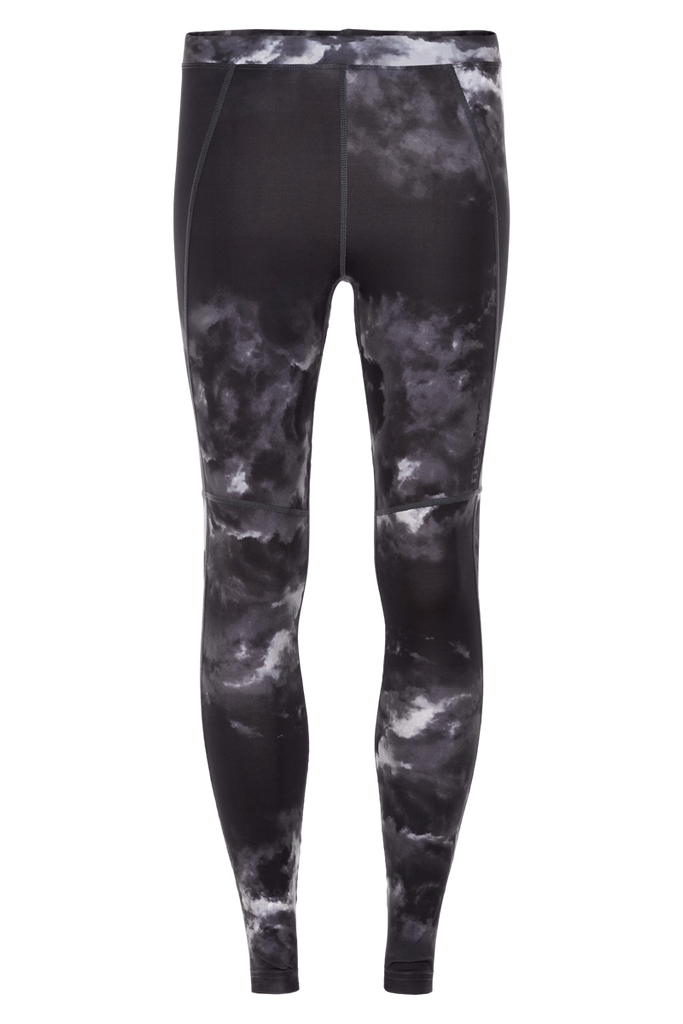 Newline Black Impact Camo Tight W - Frontrunner Colombo
