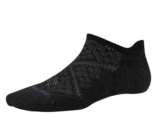 Smartwool PhD Run Light Elite Cushion No Show W