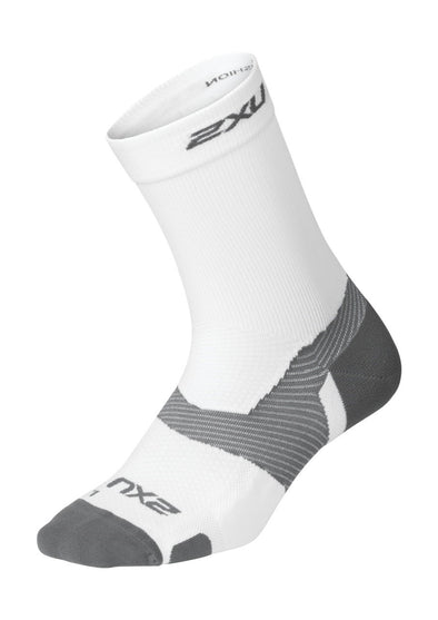 2XU Vectr Light Cushion Crew Sock - Frontrunner Colombo