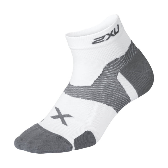 2XU Vectr Cushion 1/4 Crew Sock - Frontrunner Colombo