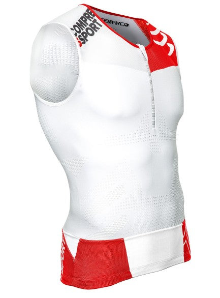 Compressport TR3 Tank Top M - Frontrunner Colombo