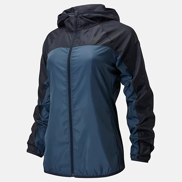 New Balance Windcheater Jacket Womens - Frontrunner Colombo