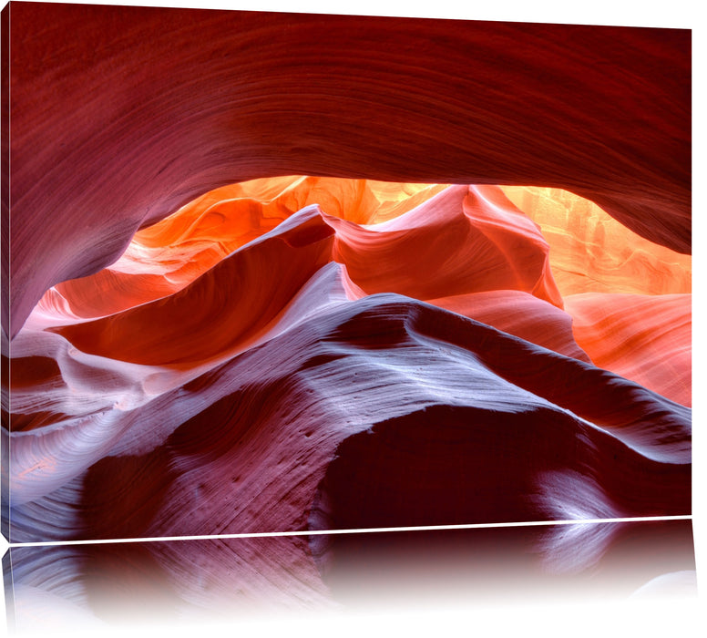 Antelope Canyon Arizona Leinwandbild