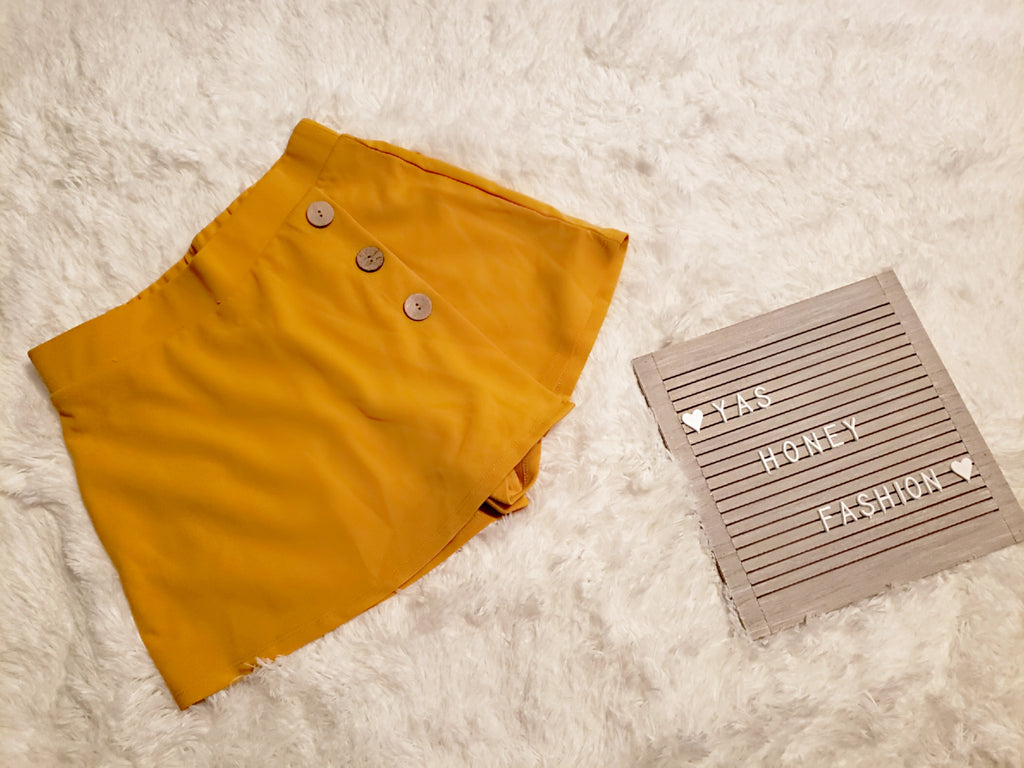 Little Sunshine Skort