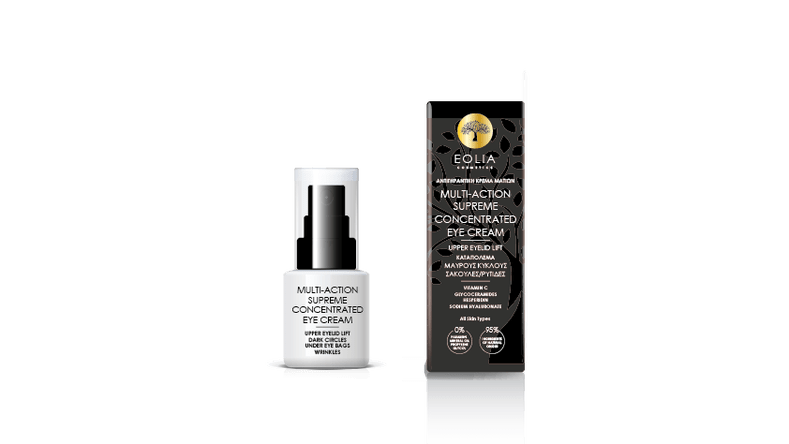 Eolia Concentrated Multi Action  Suprem Eye Cream