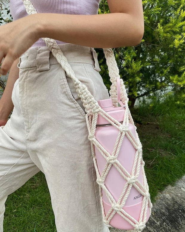 Macrame Sling for Bottle - 946 ml
