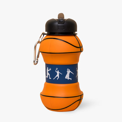 Slam Dunk Bottle - Kool Basketball Foldable Bottle
