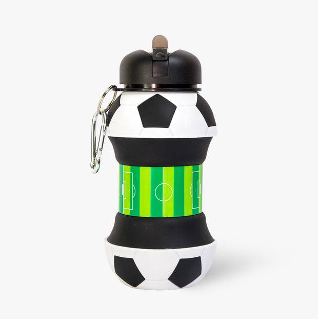 Goal Kick Bottle - Kool Football Foldable Bottle