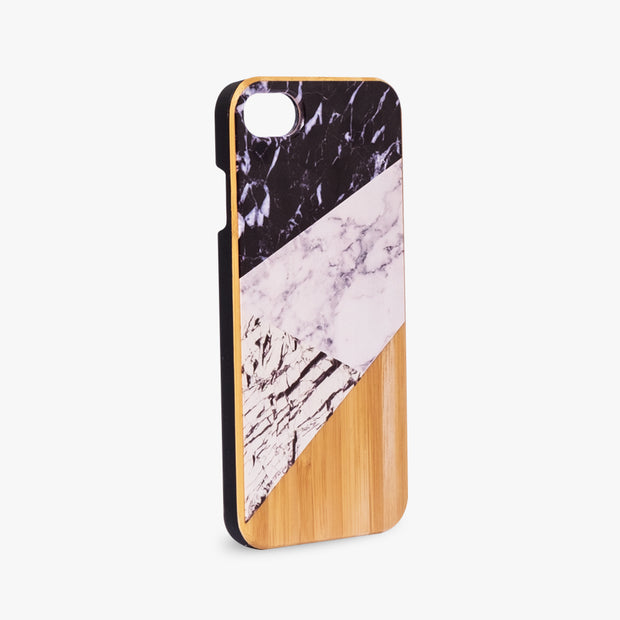 Marble Case - Kool Bamboo iPhone Case